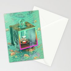 Crystal Power Stationery Cards