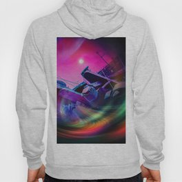 Our world is a magic - Time Tunnel 2 Hoody