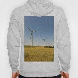 Technology and nature Hoody