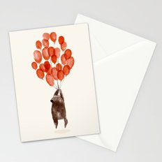 Almost take off Stationery Cards