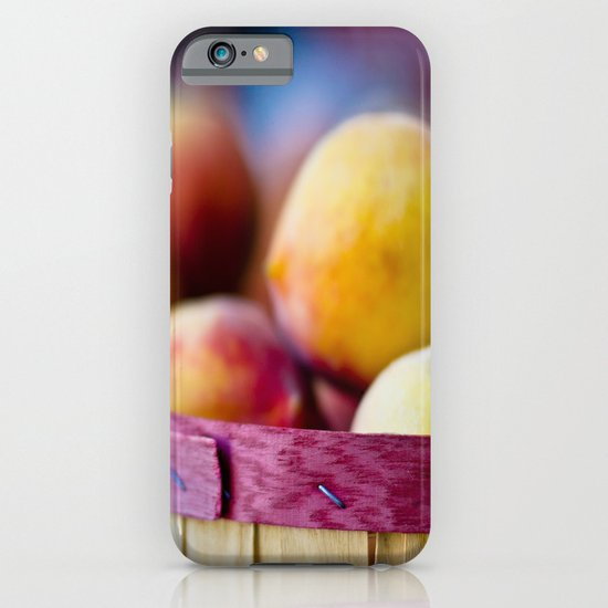 Oh, Peachy! iPhone & iPod Case