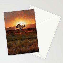 Arizona Landscape Stationery Cards