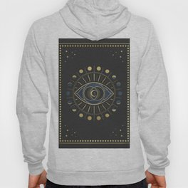 The Third Eye or The Sixth Chakra Hoody