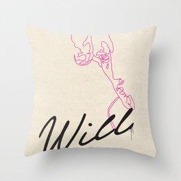 WILLSHAKESPEARE Throw Pillow