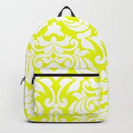 Lemon Fancy Backpack
