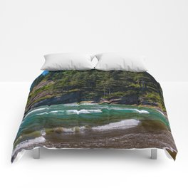 Oswald Beach, Oregon Comforters