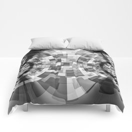 GS Geometric Abstrac 09BM2 S6 Comforters