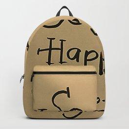 Happy Together Backpack
