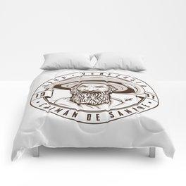 Caimán de Sanare - Trinchera Creativa Comforters