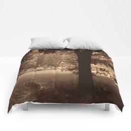 West Baden Comforters
