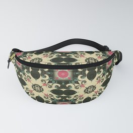 CHICHI 8D Fanny Pack