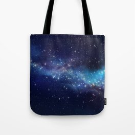 Floating Stars - #Space - #Universe - #OuterSpace - #Galactic Tote Bag