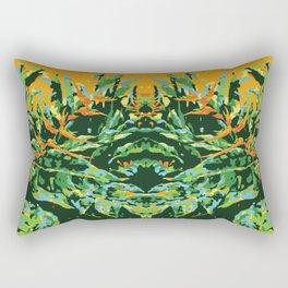 Tropic Totem Rectangular Pillow