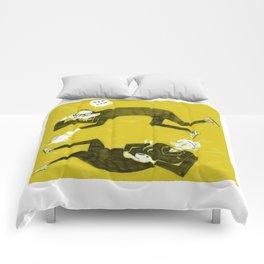 Tea Ern? Comforters