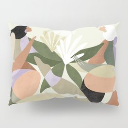 How to grow plants Pillow Sham