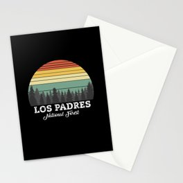 LOS PADRES CALIFORNIA Stationery Cards