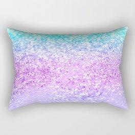 Unicorn Girls Glitter #9 #shiny #decor #art #society6 Rectangular Pillow
