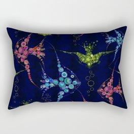 Poetic Hands Rectangular Pillow