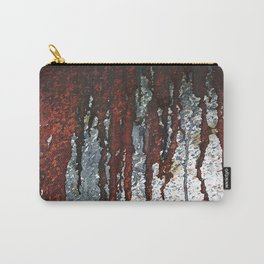 Bloody Rust Drips Carry-All Pouch