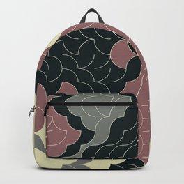 Abstract Geometric Artwork 91 Backpack
