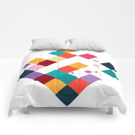 Concepts Cube Comforters