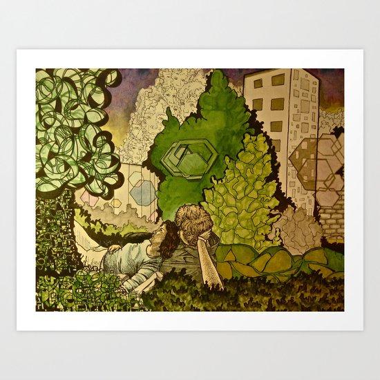 1976 Art Print
