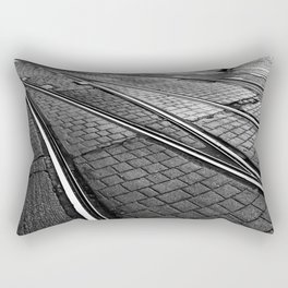 Evening Commute Rectangular Pillow