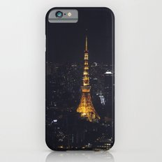 Tokyo Tower at Night iPhone 6s Slim Case