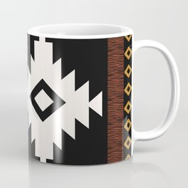 Pueblo in Sienna Coffee Mug