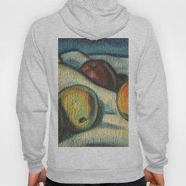 Fruit oil painting Hoody