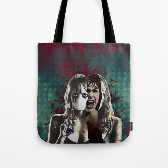 Twisted Nerve Tote Bag