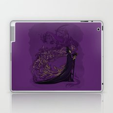 Something Wicked this way Comes... Laptop & iPad Skin