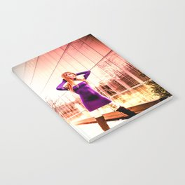 Lynn Twin Notebook