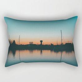 Sunset Calm Rectangular Pillow