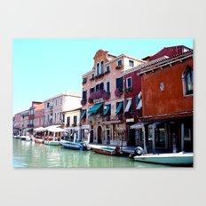 Murano Canvas Print