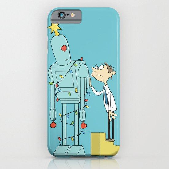 Robot Tree iPhone & iPod Case