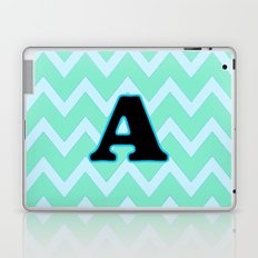 Letter A Laptop & iPad Skin