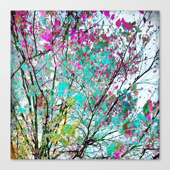 Autumn 10 Canvas Print