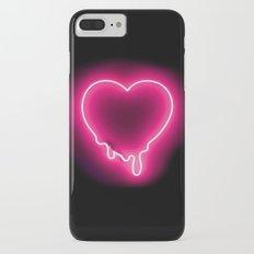 Heart (Neon) Slim Case iPhone 7 Plus