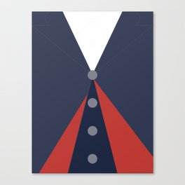 The Twelfth (12th) Doctor - Doctor Who Canvas Print