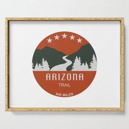 Arizona Trail Serving Tray