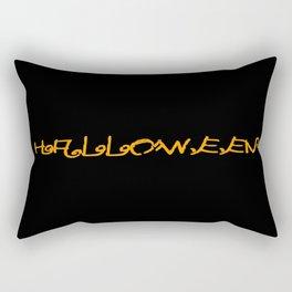Halloween I Rectangular Pillow