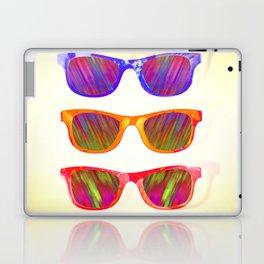 Sunglasses In Paradise Laptop & iPad Skin