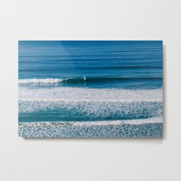 California Surfing VI Metal Print