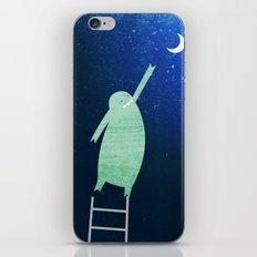 Monster Moon iPhone & iPod Skin