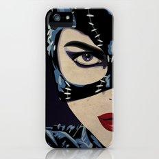 Catwoman iPhone (5, 5s) Slim Case