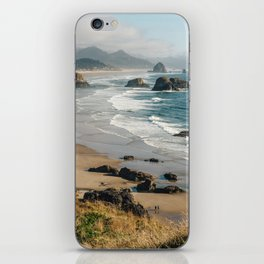 Alone in the beauty of the earth iPhone Skin