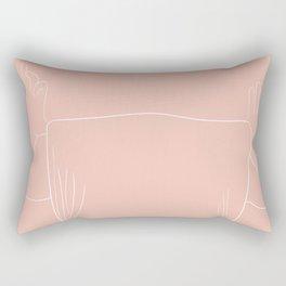 chaleur Rectangular Pillow