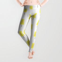 Lemon popsicle Leggings
