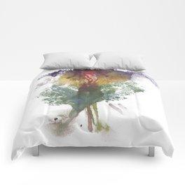 Devon's Vulva Print No.3 Comforters